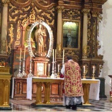 PUEBLA DE DON FADRIQUE (GUADIX): LUNES 14 MAYO MISA TRADICIONAL FESTIVIDAD PATRÓN DE LA DIÓCESIS