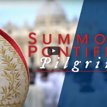 VIDEO: PEREGRINACIÓN TRADICIONAL A ROMA SUMMORUM PONTIFICUM