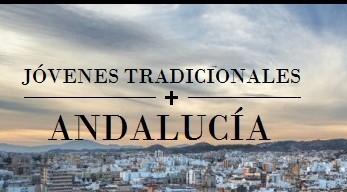 CARTEL JÓVENES TRADICIONALES DE ANDALUCÍA III ENCUENTRO SUMMORUM PONTIFICUM (MÁLAGA)