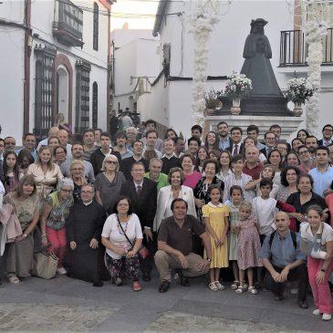 CRÓNICA Y FOTOGRAFÍAS IV PEREGRINACIÓN Y ENCUENTRO SUMMORUM PONTIFICUM ANDALUCÍA (ALMONTE-HUELVA)